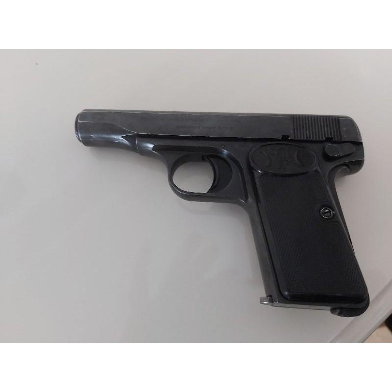 Browning 7.65 FN 1910  Kamu gorevlisinden