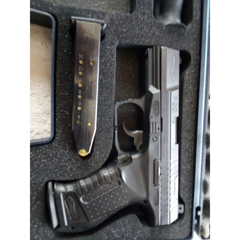WALTHER P99 AS 9MM 15+1