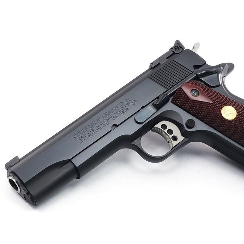 SIFIR 1911 COLT GOLD CUP NATİONAL MACTH