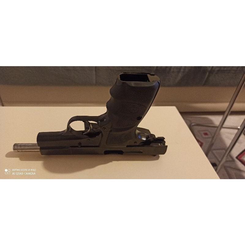 Emekli Polisten Beylik Silahı