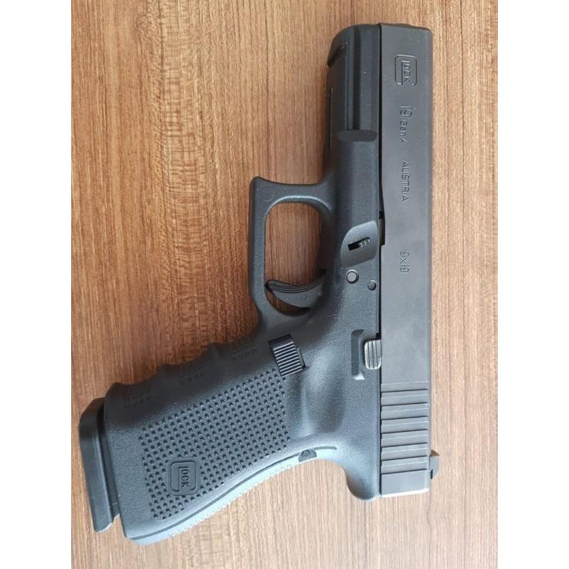 Glock 19 gen4/ Glock19 Gen4/ kutusunda/