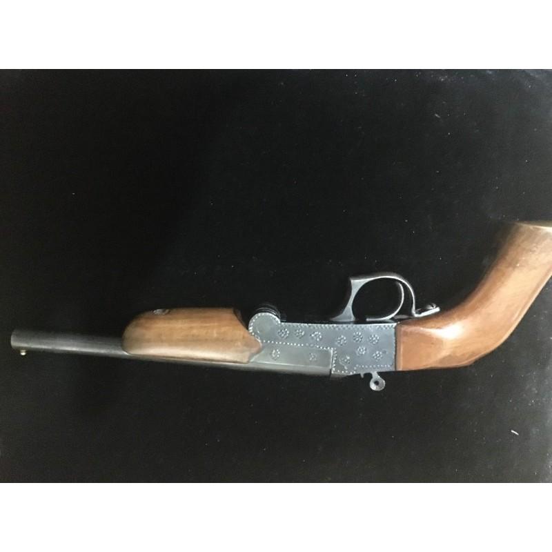 Antika kırma kısa tüfek