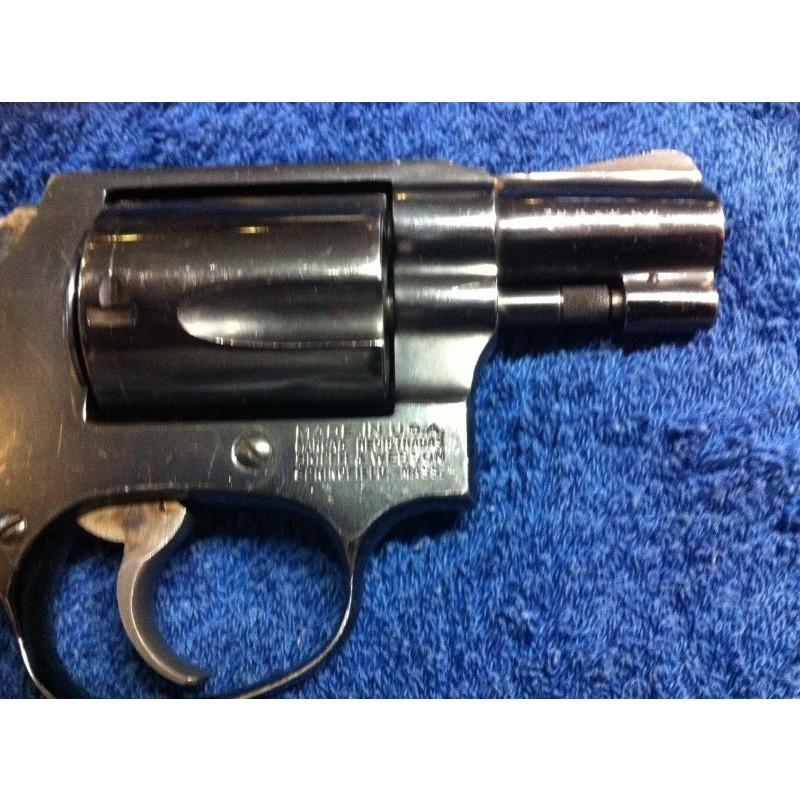 Hiç atış yapılmamış Smith Wesson 38-2