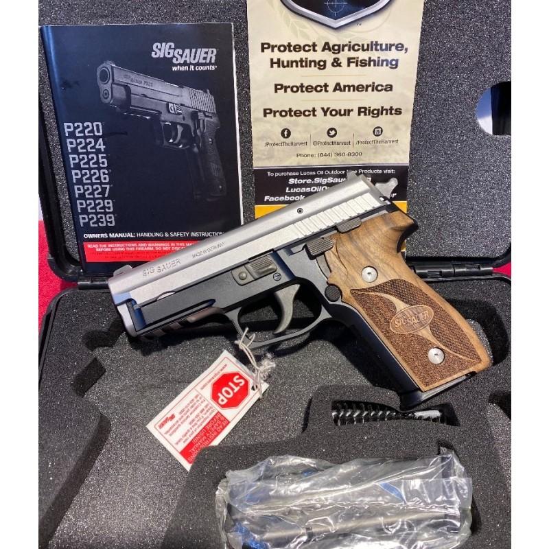 Sıg Sauer P229 two tone