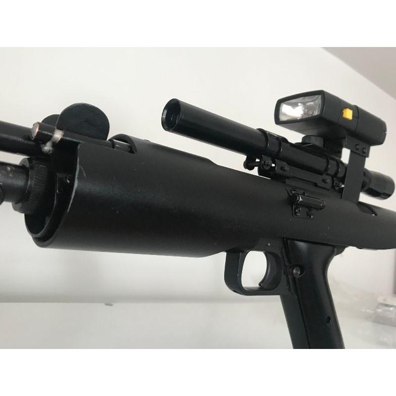 5.5 mm (22 cal.) pcp havalı tüfek