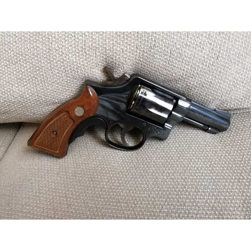 Smith & Wesson .38 spl.