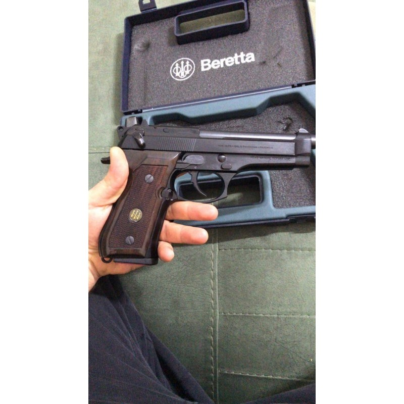 Sahibinden Beretta 92FS 15+1