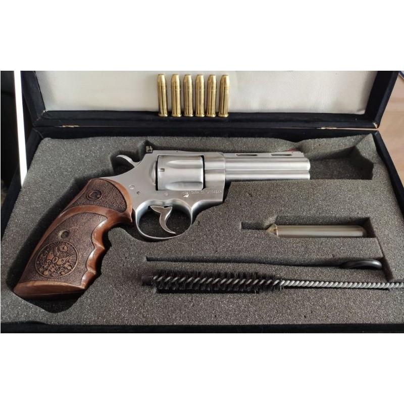 4 inç Beyaz Krom Kaplama Magnum