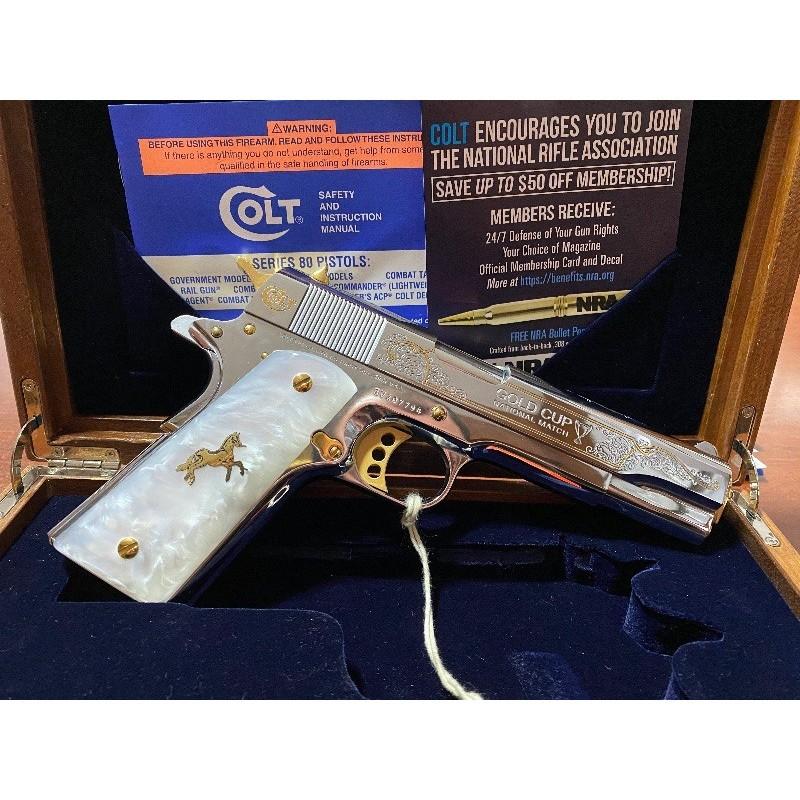 Colt Engraving serisi