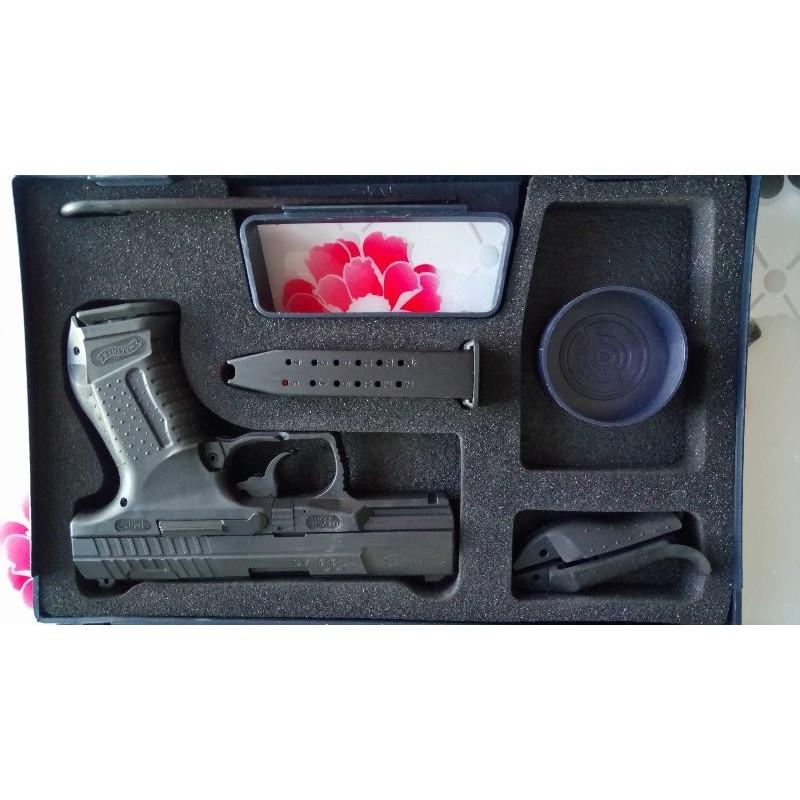 Walther P 99 AS kutusunda sıfır tabanca