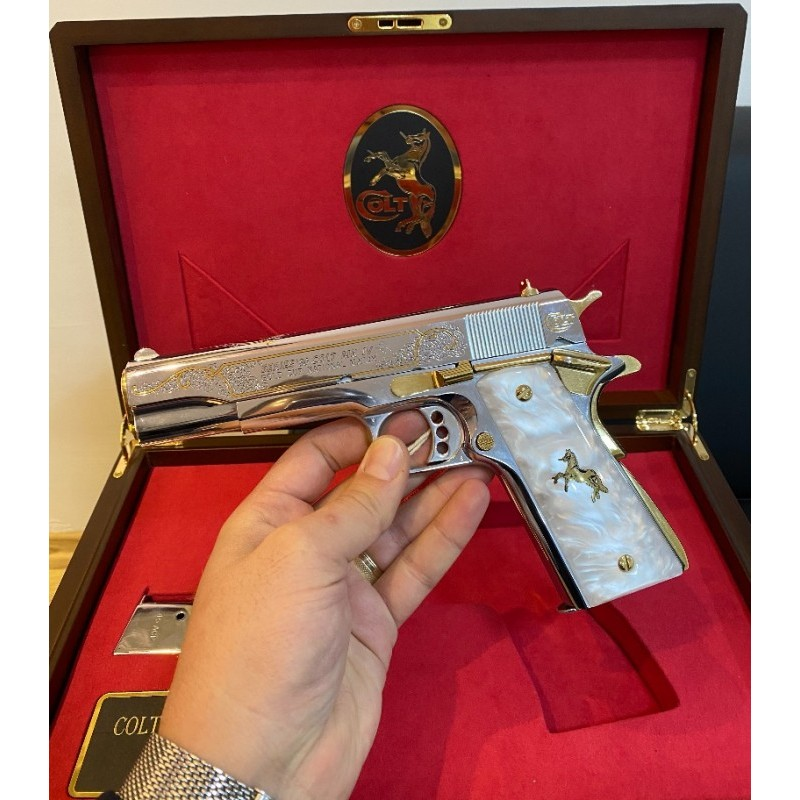 COLT 45 acp ENGRAVİNG EDİTİON