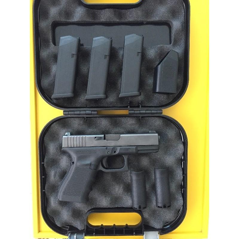 Glock 19 GEN 4 kamu personelinden