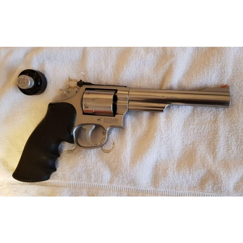 Smith wesson model 66 6 inc
