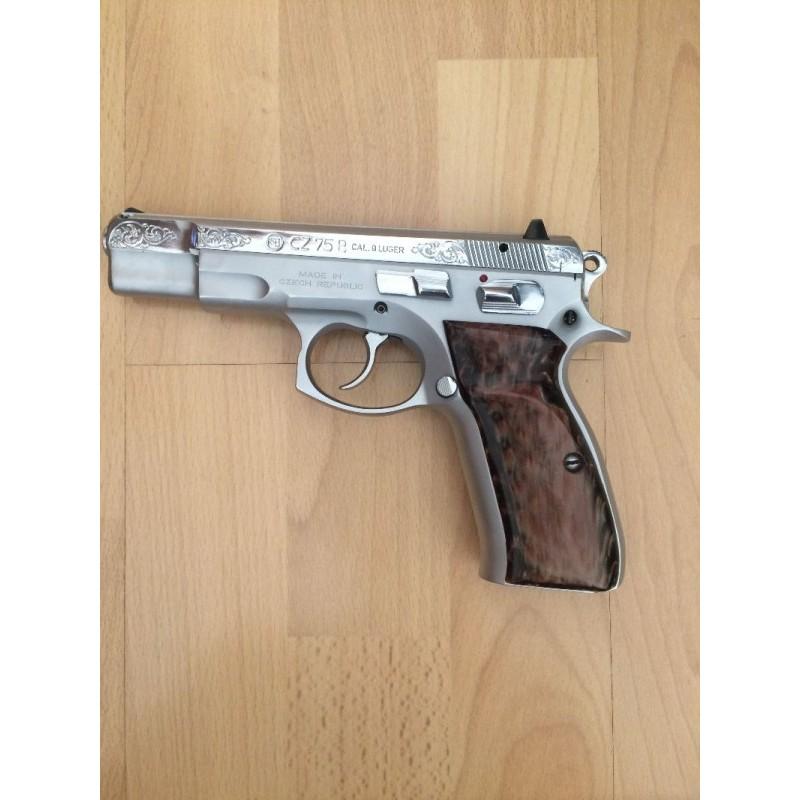 Polis Memurundan Temiz silah CZ75B