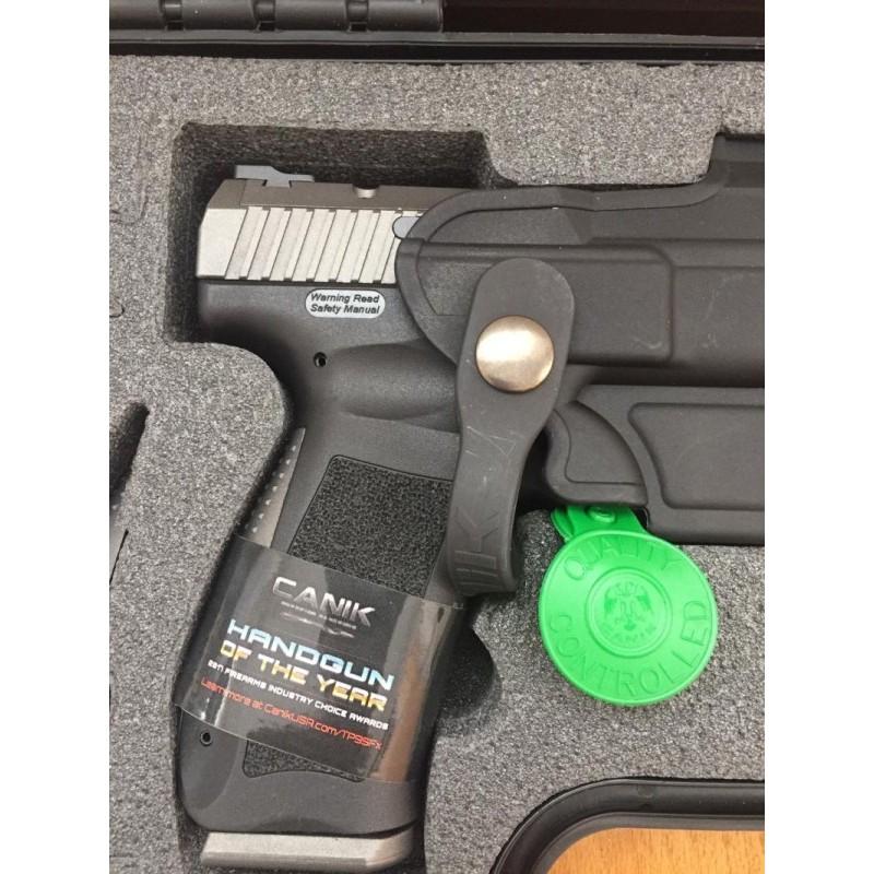 Acil satılık Canik TP9 SFx Amerika yılın silahı ödülünü almıştır