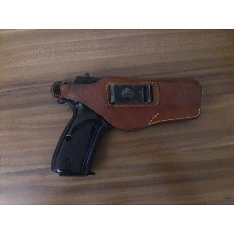Emekli Polisten CZ-75B