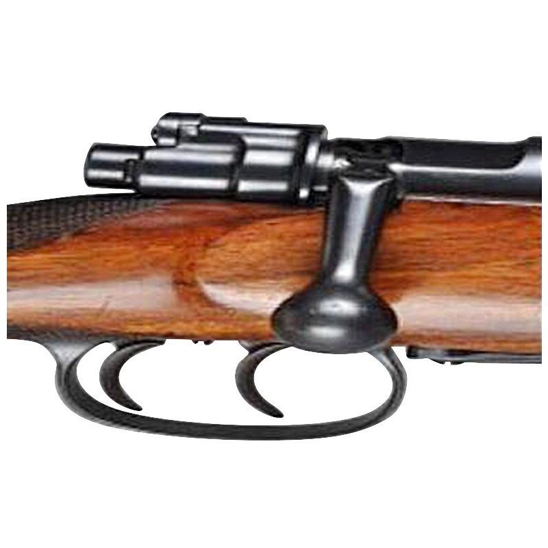 Orjinal Alman Mauser Çift tetik yivli Tüfek
