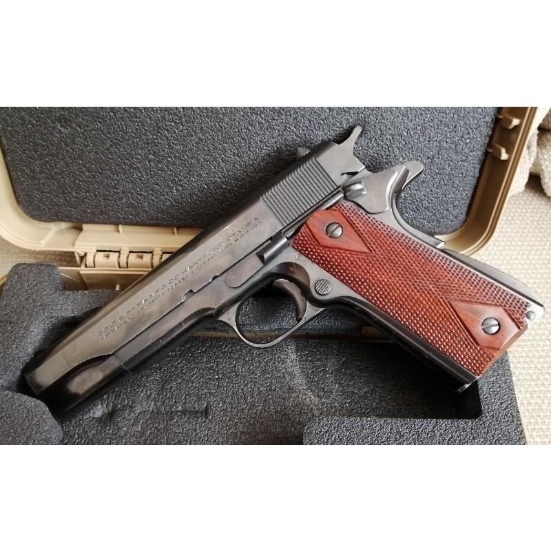 Colt 1911 A1 38 Super