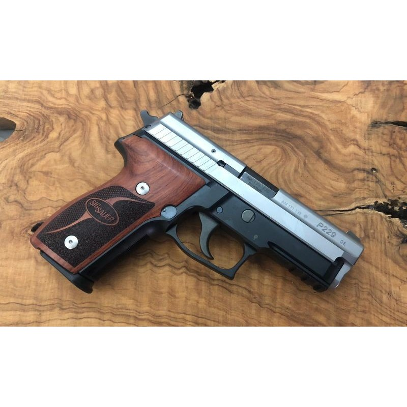 Sig Sauer P229 Two Tone