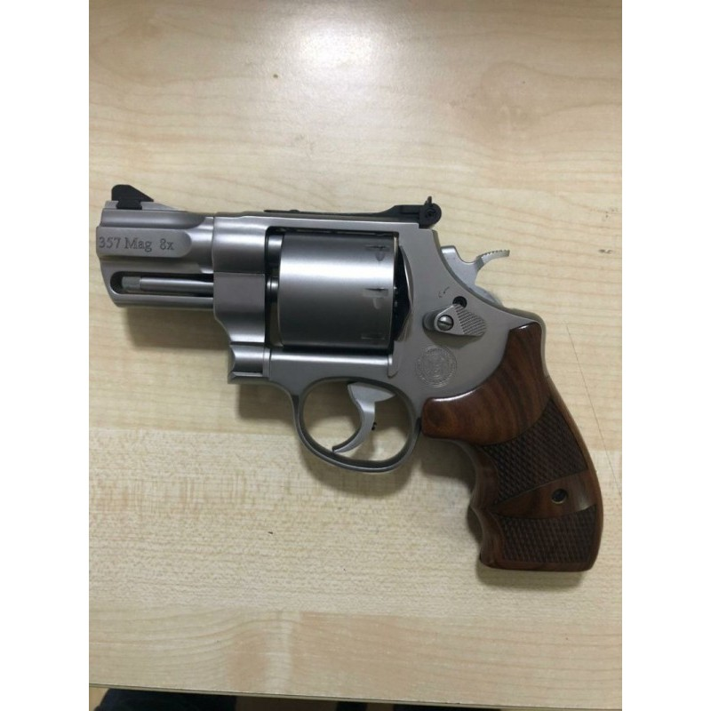 magnum 357 8x smith wesson toplu 8 li