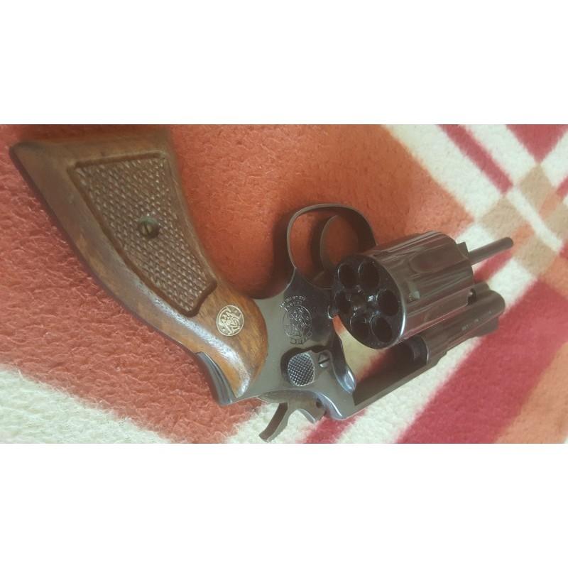 Emekli Polisten Satılık Smith Wesson 38 Cal. Temiz