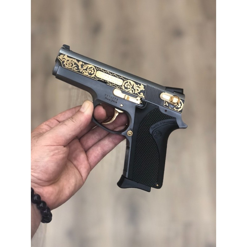 Smith Wesson special edition 8+1  680 gram