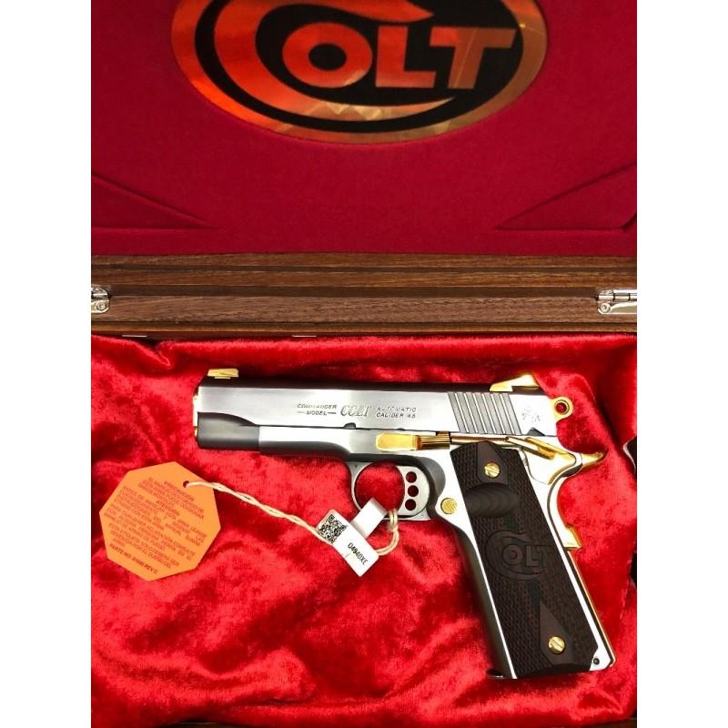 Colt 1911 titanium