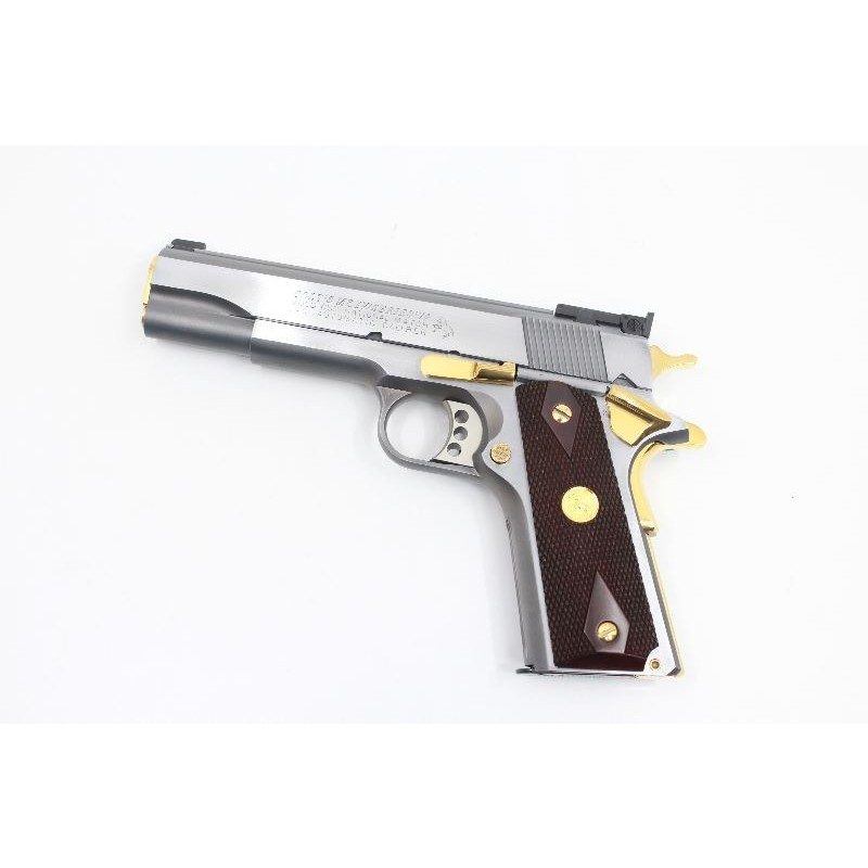 Colt 1911 gold cup special edition