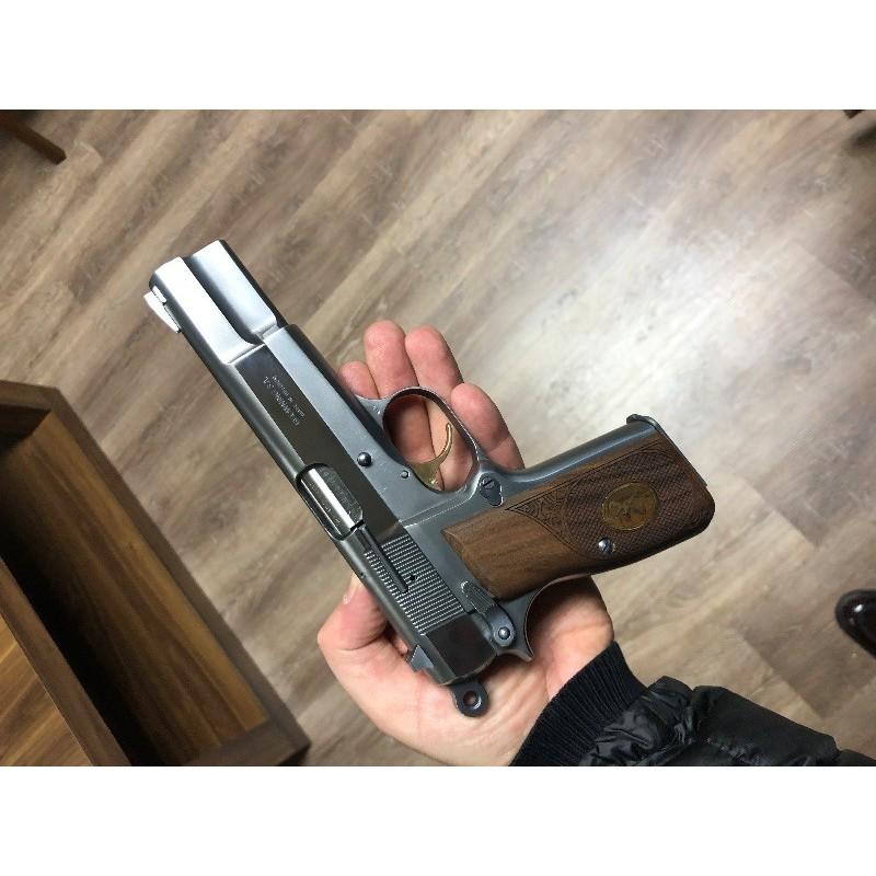 Browning practical hpmk3 titanyum