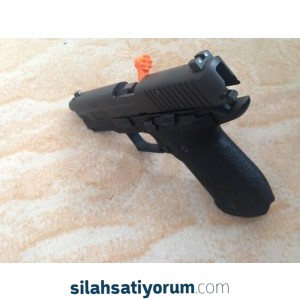 Sıfır kutusunda hiç kullanılmamış P226 Enhanced Elitte