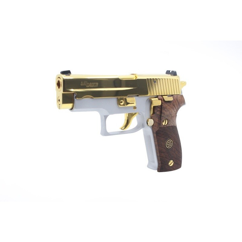 Sig Sauer p225 gold  8+1