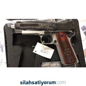 1911 Sig Sauer Texas Silver Edition
