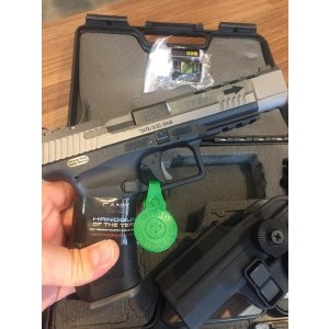 Canik tp9 sfx sıfır tabanca