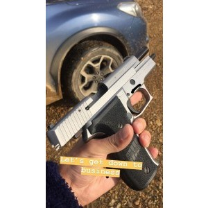 Avukattan Sig Sauer P226 Elite Edition