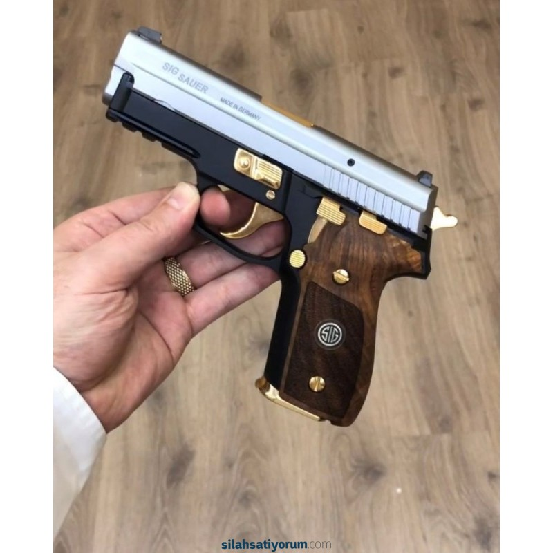 Sig Sauer p229 two tone sport