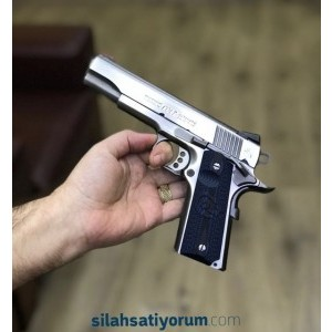 COLT 1911 STAİNLESS STEEL COMPETİTİON