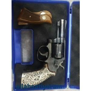 Polisten Orijinal Smith & Wesson 38 Cal.
